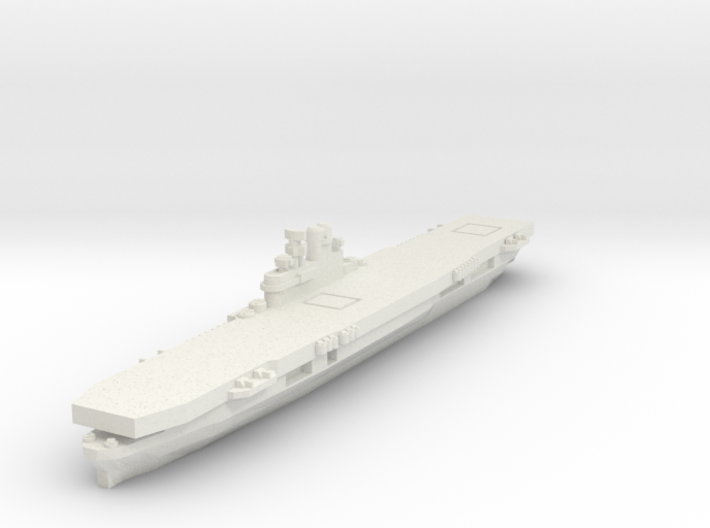 USS Wasp 1/2400 3d printed
