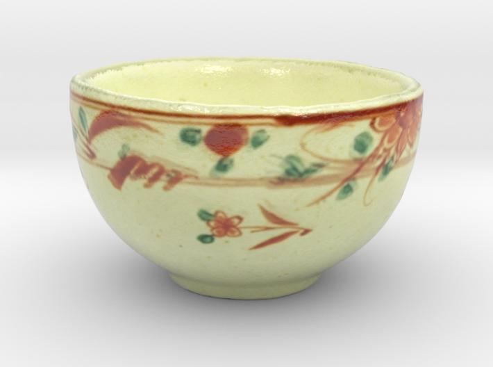 The Asian Teacup-mini 3d printed