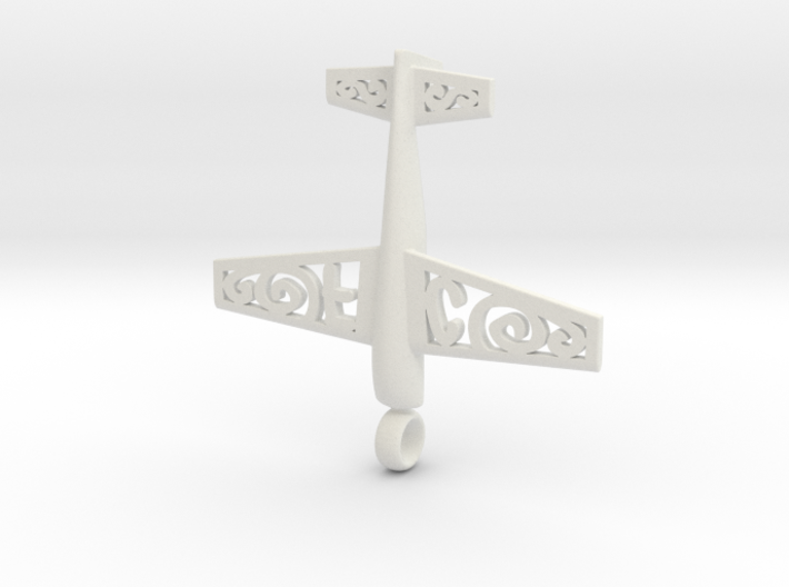 Stickxtra Pendant Flying Circus Special 50mm 3d printed