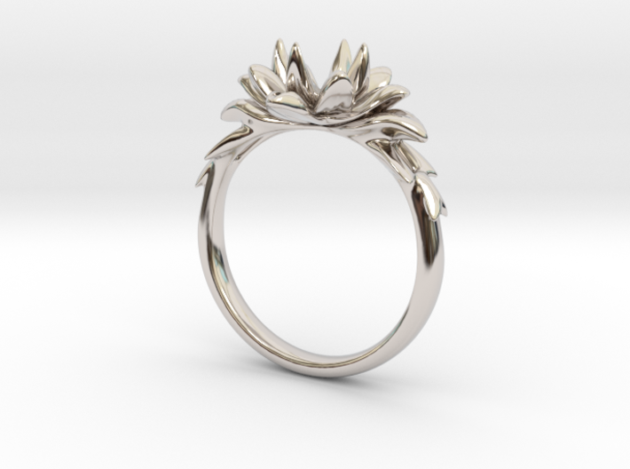 Corinthian Ring SizeUS5.0 3d printed