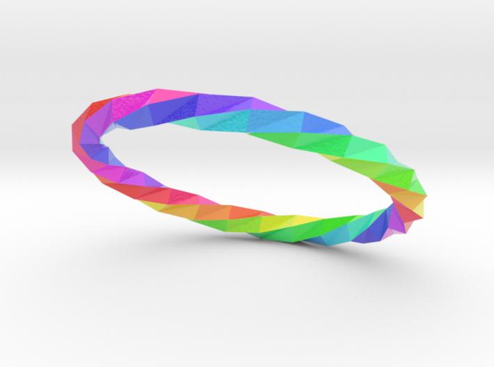 Twistium - Bracelet P=210mm Color 3d printed