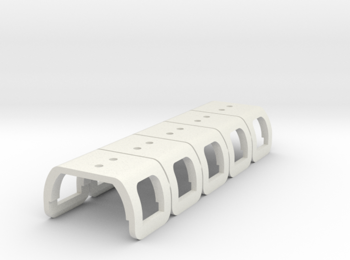 Clips HM 5x 3d printed