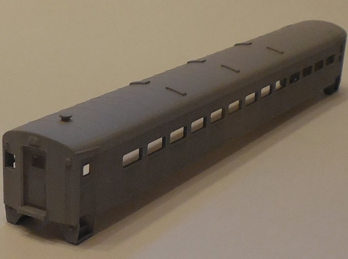 N Scale ACMU Metro-North/New York Central 3d printed