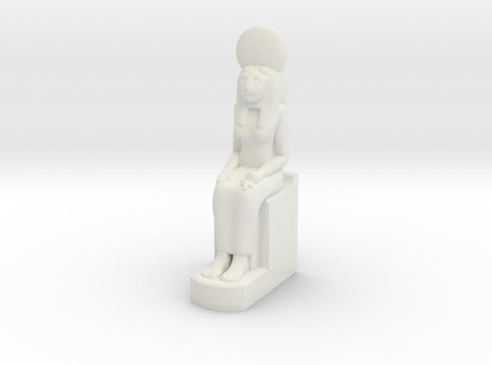 Sekhmet 13 cm 3d printed