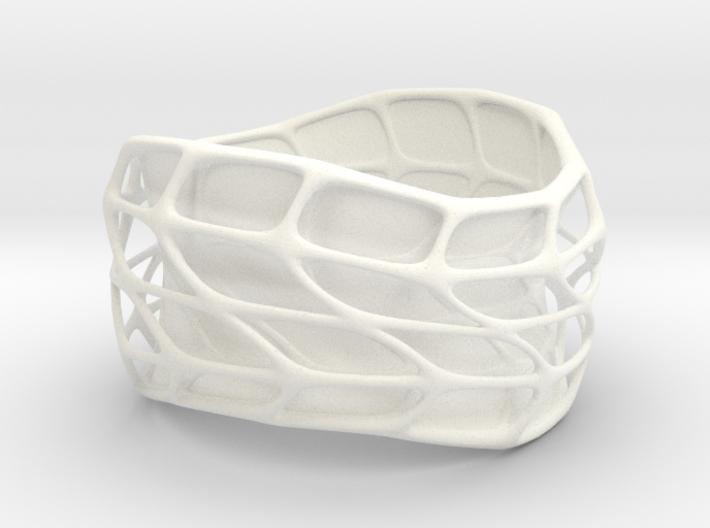 Panel Twist Hollow (sz S/M) 3d printed