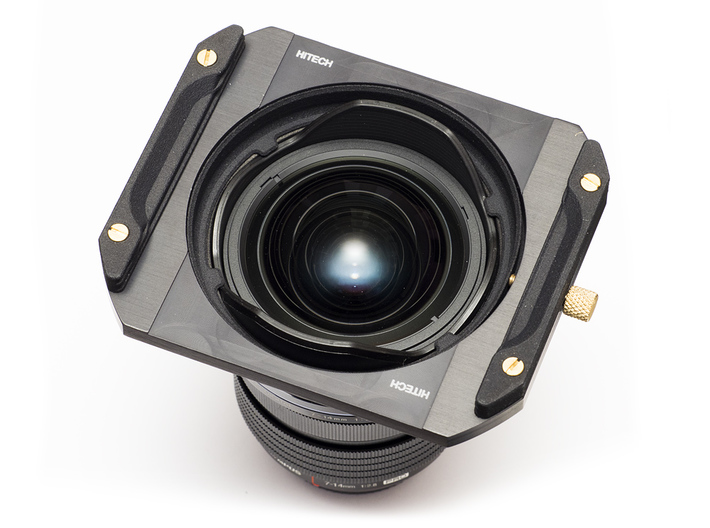 Adapter for M.Zuiko 7-14mm / Hitech filter holder 3d printed