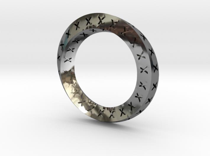 Mobius Endless Love Model 3d printed