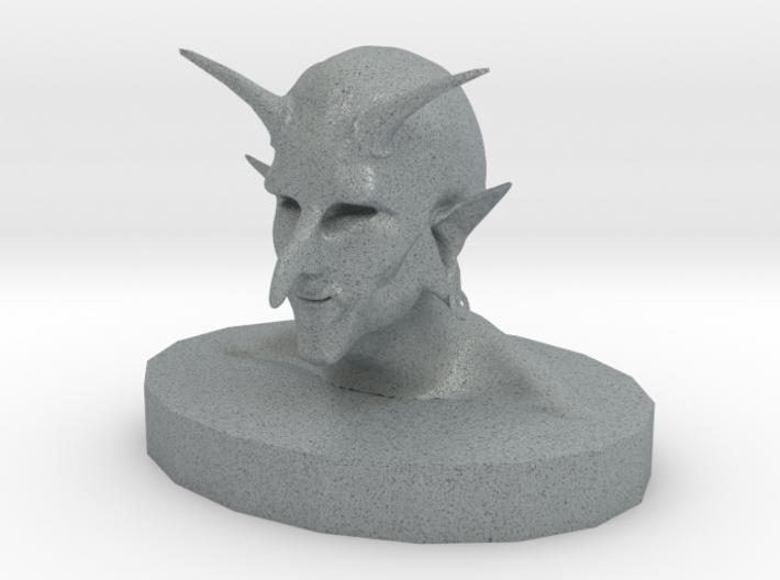 Troll Demon 3d printed