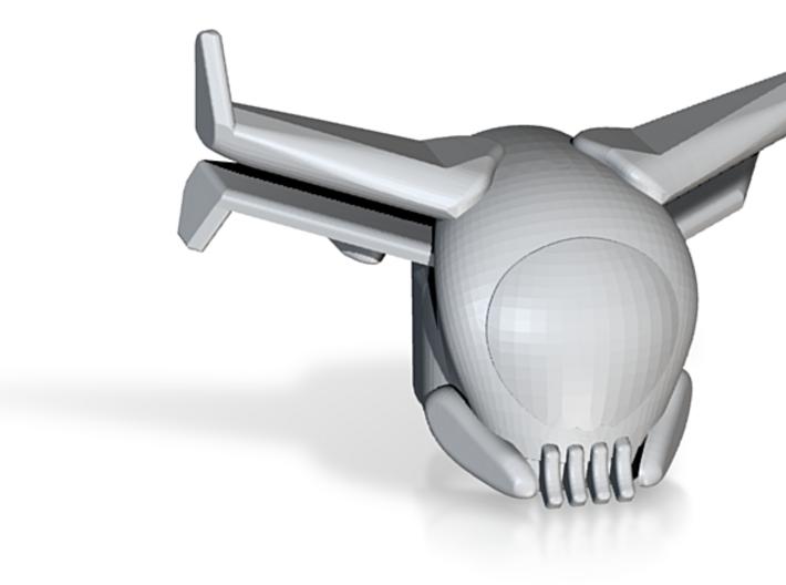 Kellslayer's Helm 3d printed