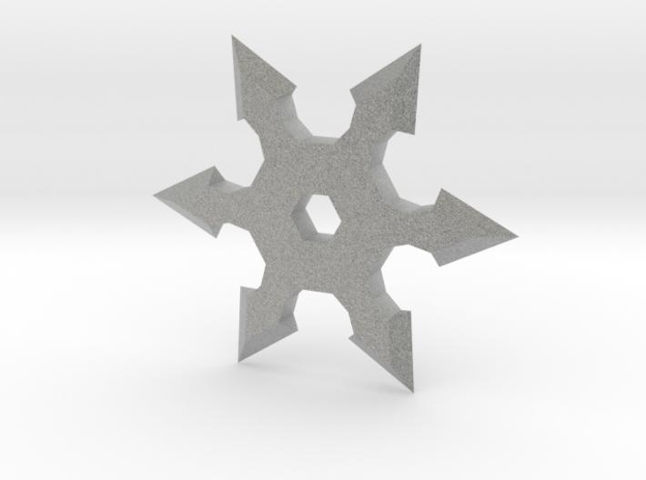 Shuriken Star 10cm 3d printed