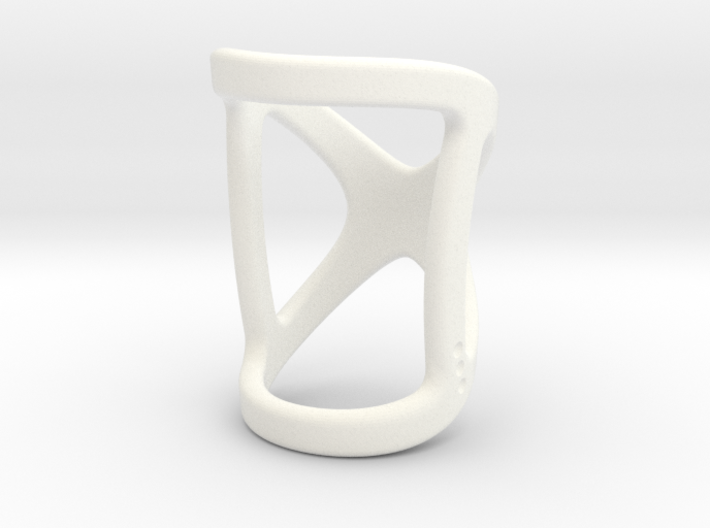 Infinity Ring Splint (US Size) 3-7 Length 27 3d printed