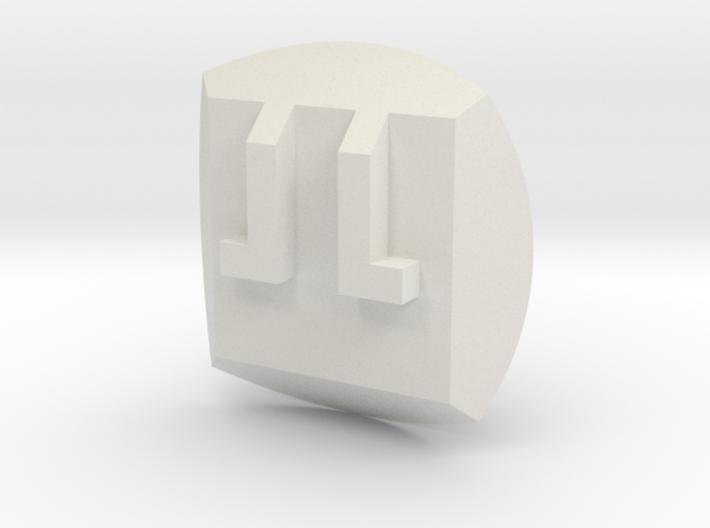 Tahu Nuva Symbol 3d printed
