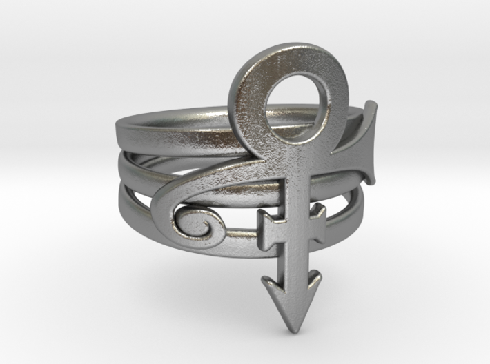 TAFKAP ring 3d printed