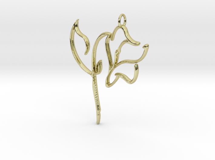 Dreamy Flower 3d printed