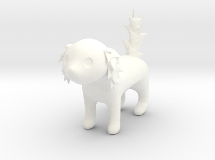 Luru1 (Hollow) - Ab'Creatures Collection 3d printed
