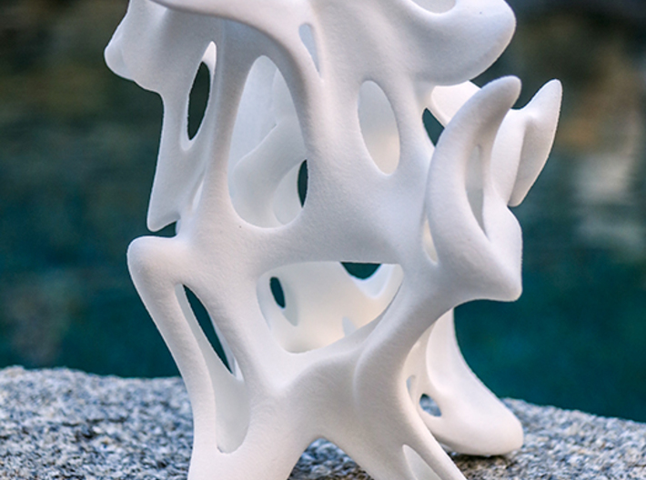 """Aboxa Holy Vessel 3"""" 3d printed"""
