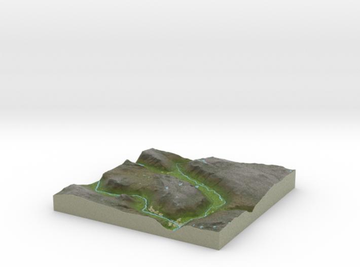 Terrafab generated model Thu Apr 28 2016 13:46:22 3d printed