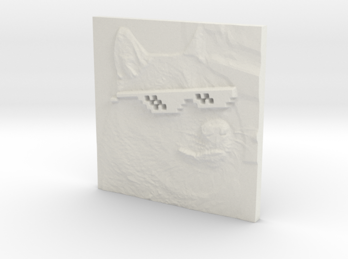 Doge With It 3d printed