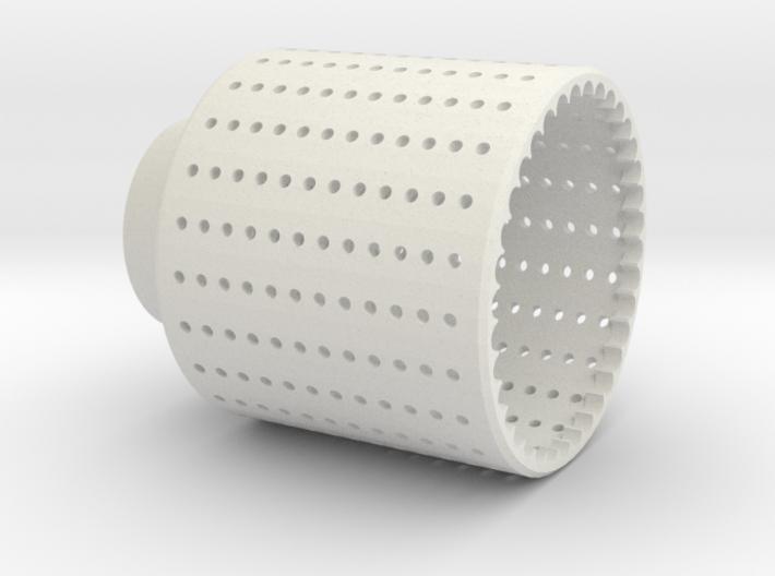 Strainer, Version 3 3d printed