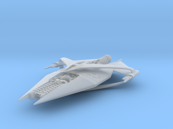 NR Heavy Cruiser 10cm 3d printed