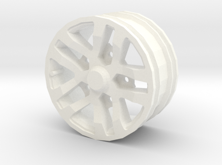 Rim 52 mm for Adventure D90 D110 Gelande 1:10 3d printed