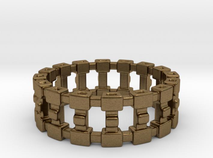 Treya Ring 3d printed