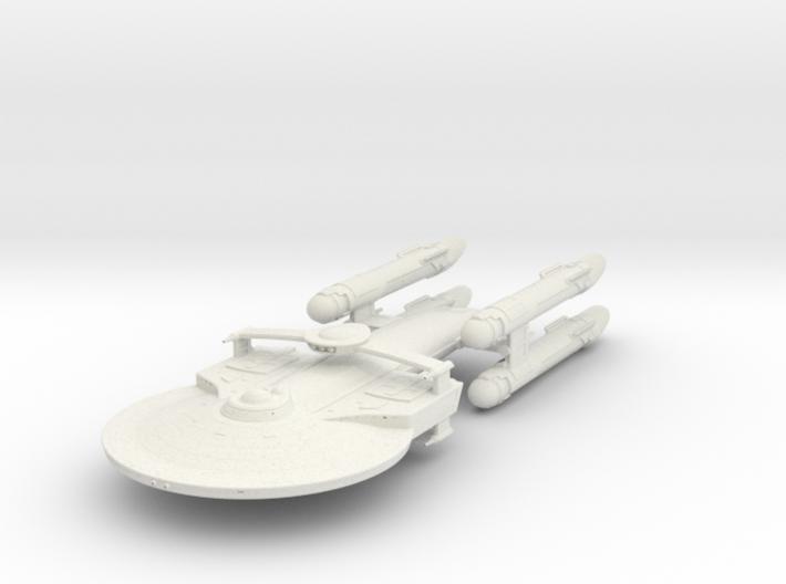 Coeur De Lion Class A BattleShip 3d printed
