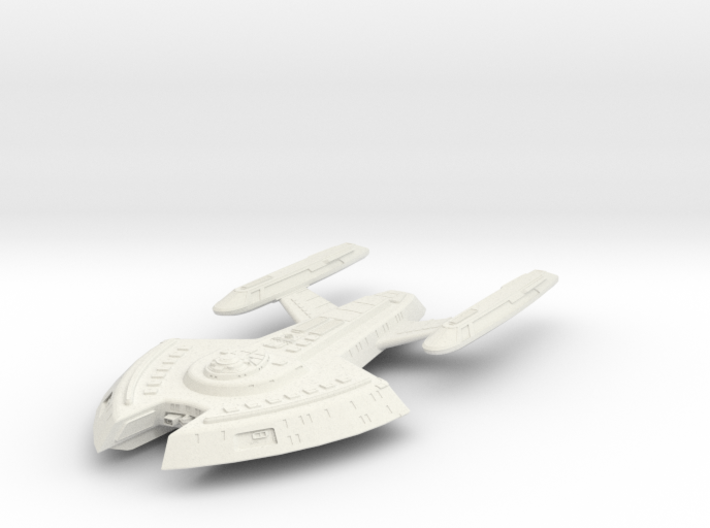 Defiant Class ScoutDestroyer   Big 3d printed