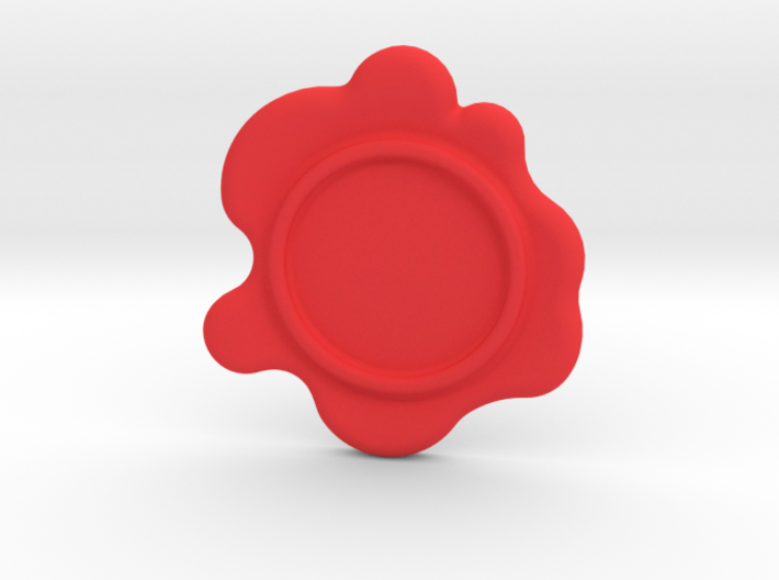 Wax Seal - Customizable Paper Weight! 3d printed