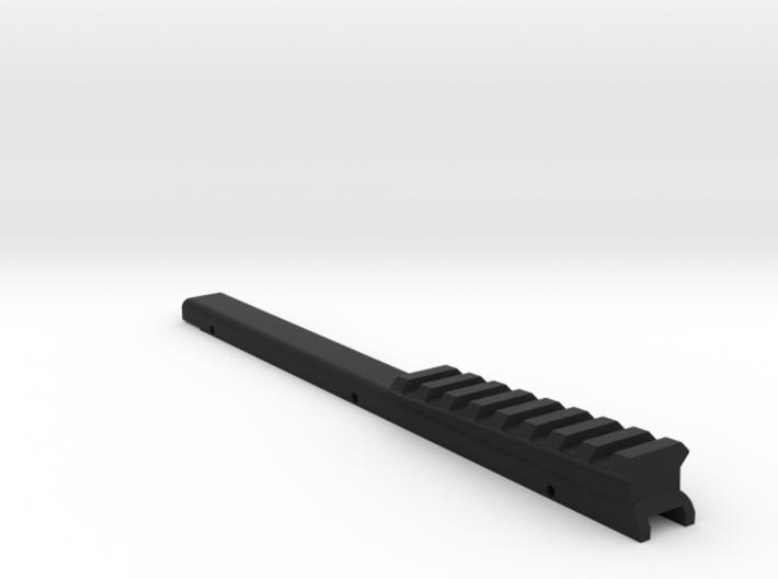 M17CQC 3 degree rail 3d printed