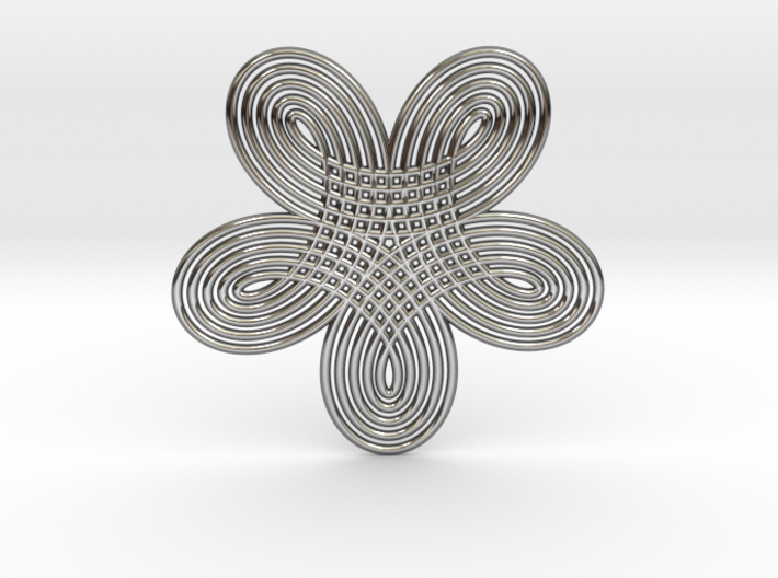 0528 Motion Of Points Around Circle (5cm) #005 3d printed