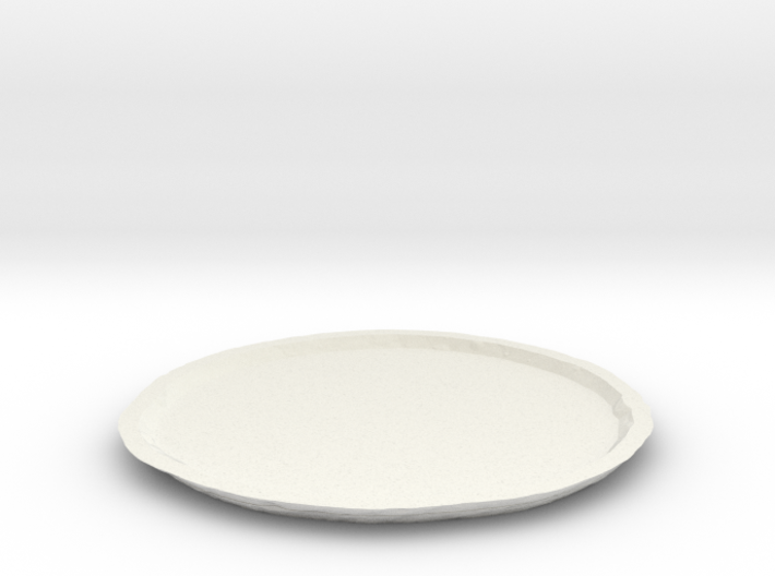 Vesta Asteroid Planter Dish (small) 3d printed