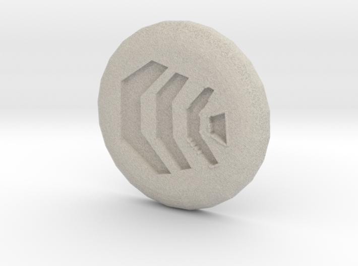 Air Rune 3d printed