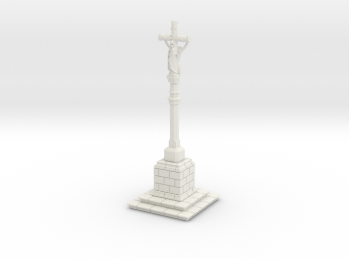 HORelCal02 - Calvary of Brittany 3d printed
