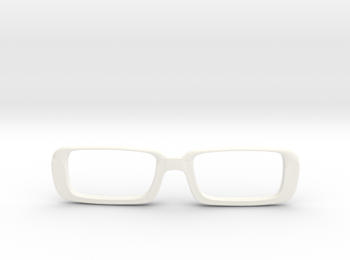 Optoid Hybrid MkXIV: Custom Fit Rx Eyewear 3d printed