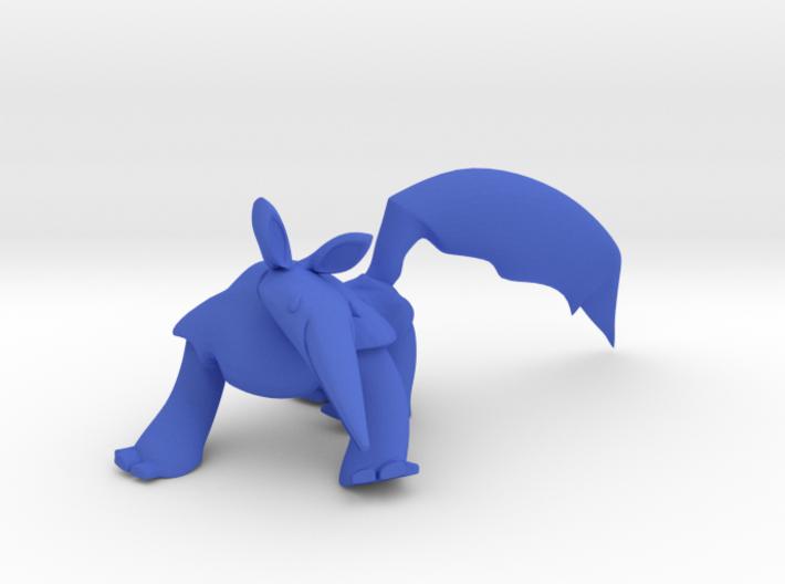 TITO . Tamandua Bandeira . Anteater . 蟻食い . 3d printed