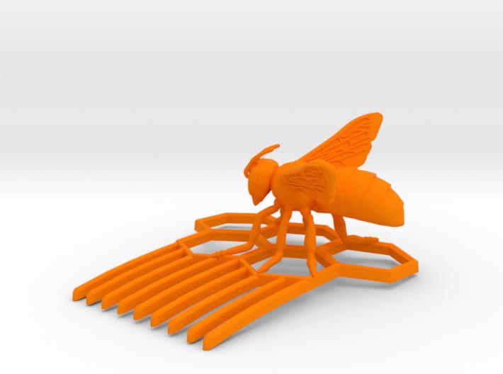 Honey Comb 1, plastic 3d printed