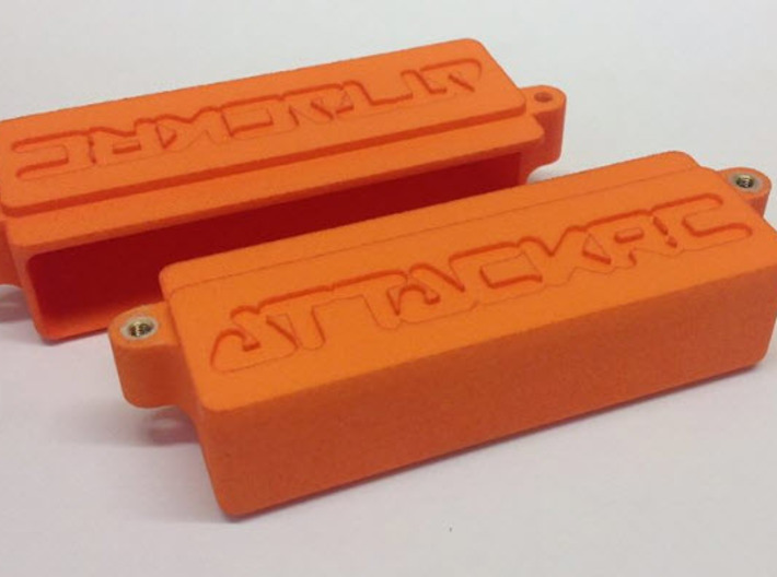 MUGEN MBX7R RX BATTERY TRAY 3d printed