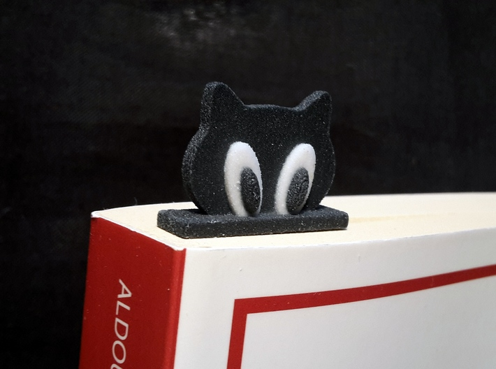 bookmark - S35 - angry#@!!! 3d printed