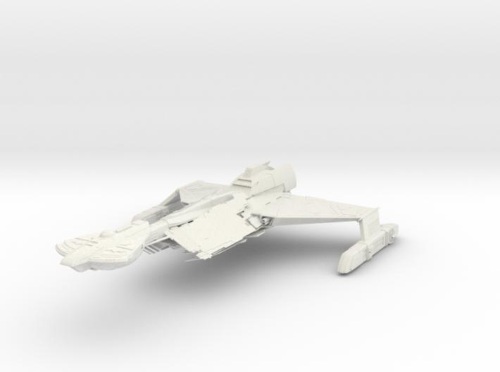T6 VII Assault Battleship 3d printed