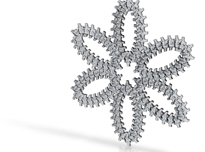 vertebrae daisy 3d printed
