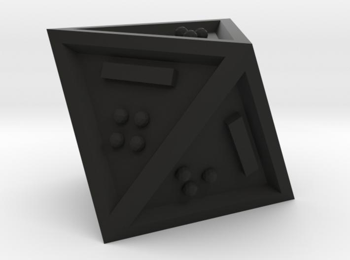Braille D8 Mark II 3d printed