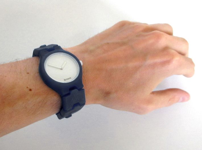 Olink Watch band 3d printed