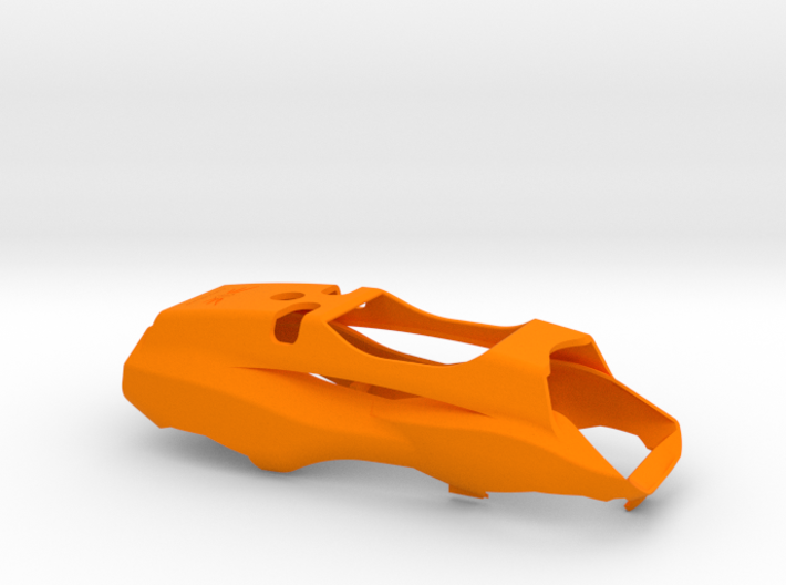 Project 'Eclipse' Canopy 3d printed