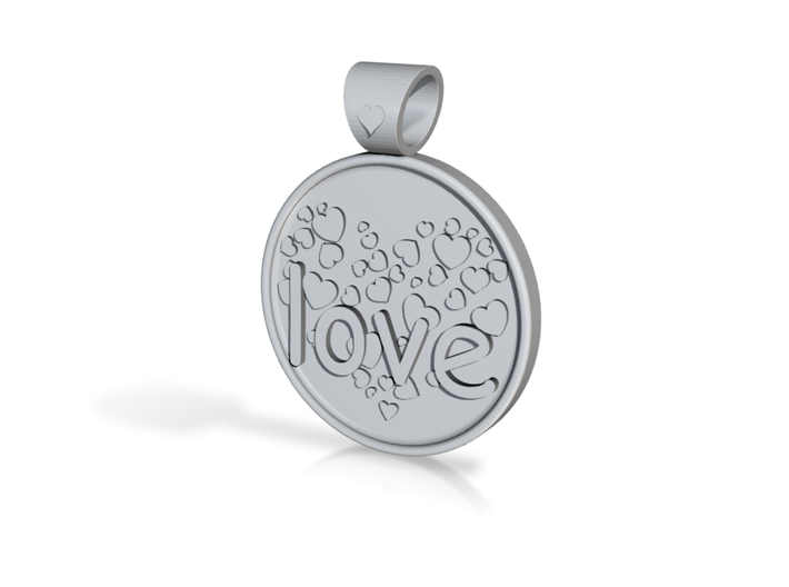 Love...is forever 3d printed Love is forever