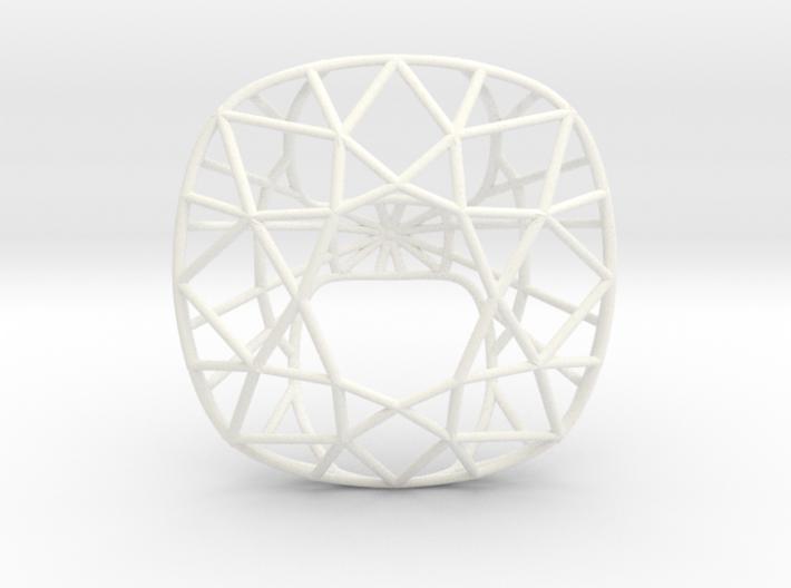 Bracelet The Diamond 3d printed