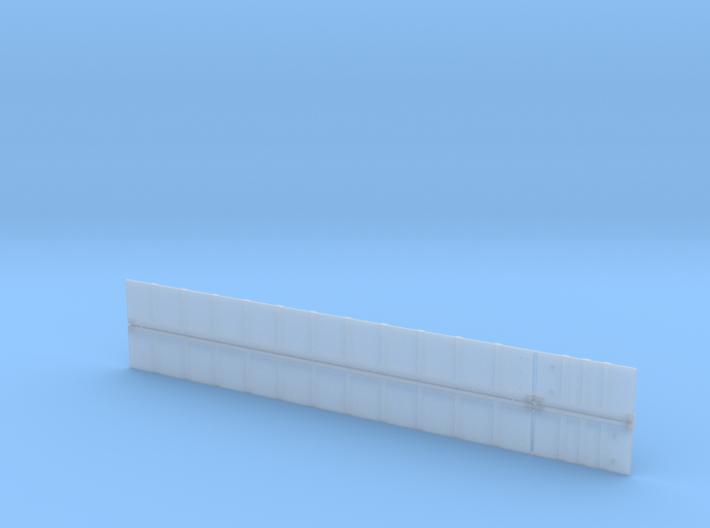 Hopper Sides 3d printed