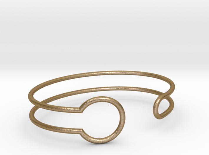 Witness Bracelet 3d printed