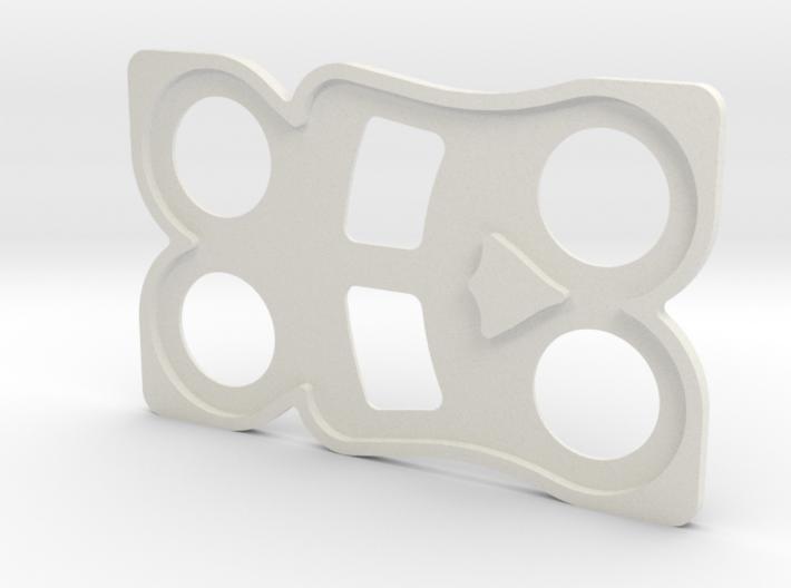 Keys Card (for Sliminal) 3d printed