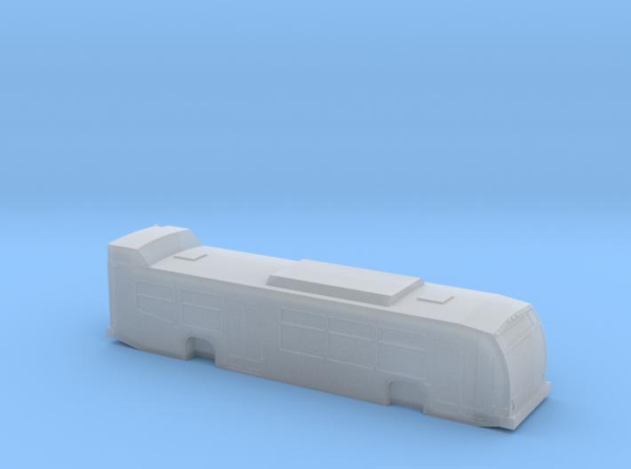 1/200 scale Nova bus LFS 2009-2013 3d printed